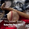 A Baseball Salute to Veterans