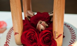 Jennifer and Keith's Baseball Themed Wedding 13
