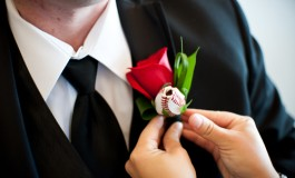 Jennifer and Keith's Baseball Themed Wedding 2