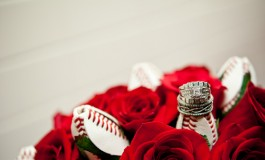 Jennifer and Keith's Baseball Themed Wedding 5