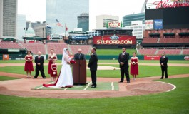 Jennifer and Keith's Baseball Themed Wedding 7