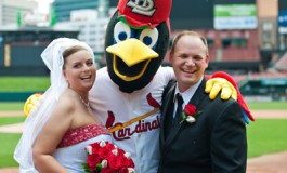 Jennifer and Keith's Baseball Themed Wedding 9