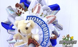 Sports Roses Homecoming Mum Ideas 12