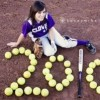 Senior Portrait Ideas for Softball Players