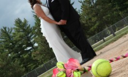 Tim and Julie's Softball Themed Wedding 17