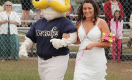 Tim and Julie's Softball Themed Wedding 6