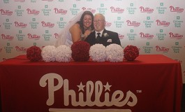 James and Sharon's Baseball Themed Wedding 6