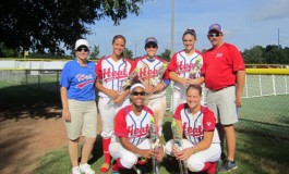 Sarasota Heat Softball Rose
