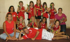 2012 All-Stars, Millbrook, Alabama 6U