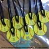 DIY – How to Make Softball and Baseball Pendent Necklaces From Washers