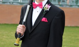 Caleb Hits A Home Run At His Senior Prom