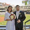 Megan and Chris' Baseball Wedding at Target Field