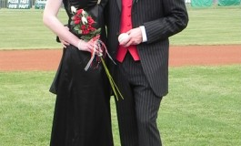 Alex and Catie's Baseball Themed Prom 5