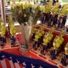 Trophies and Sports Roses: A Winning Combination