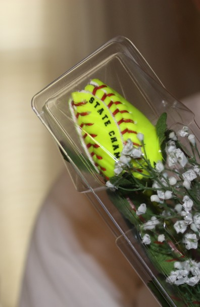 Softball Roses For Williams Valley Lady Vikings Class A State Champions