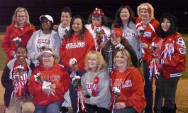 Ft Bend Dulles HS Senior Baseball Moms